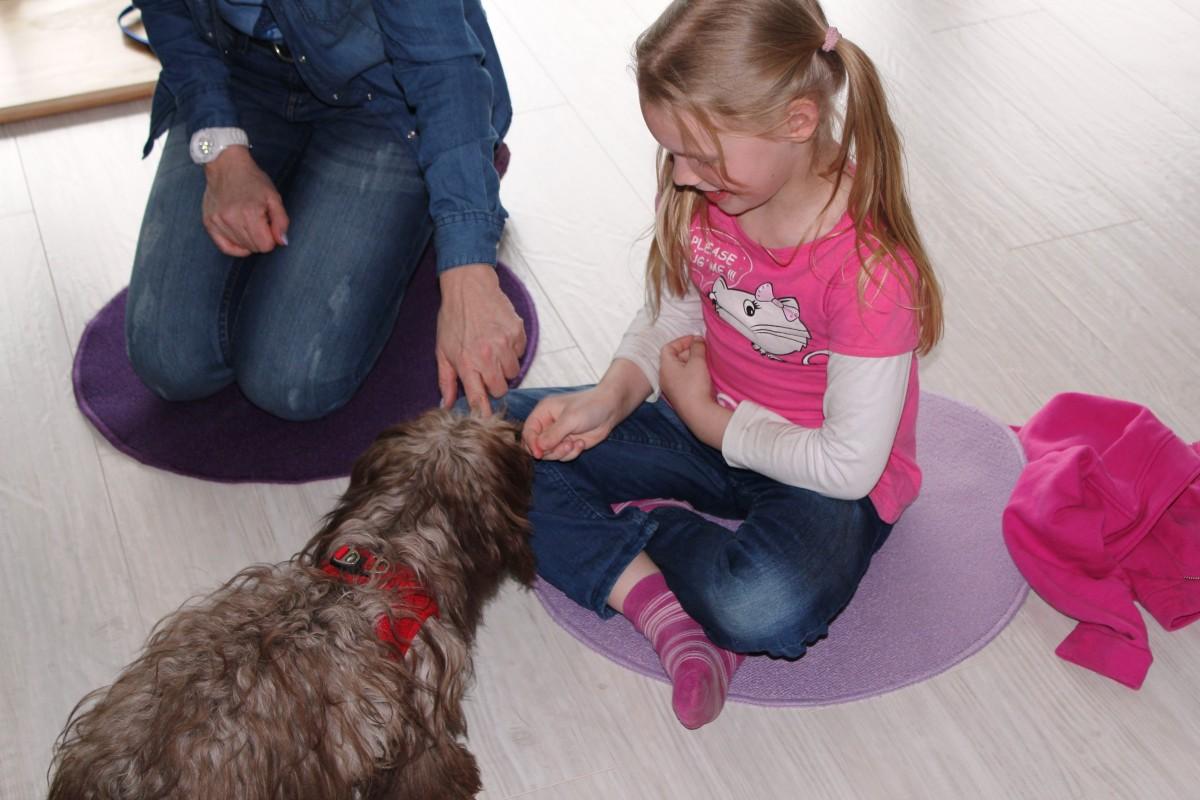 Tiergestützte Therapien